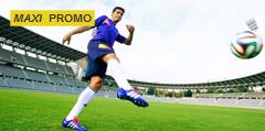 Scarpe calcio in Maxi Promozione
