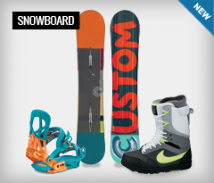 Novità snowboard 2014/2015
