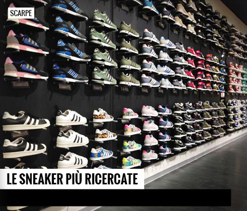 Le Sneaker più ricercate