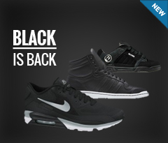Speciale Sneaker Black Is Back