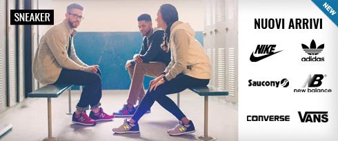 Novità sneaker Autunno/Inverno 2015