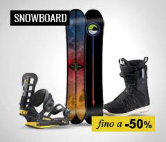 Maxi Saldi Snowboard Inverno 2015