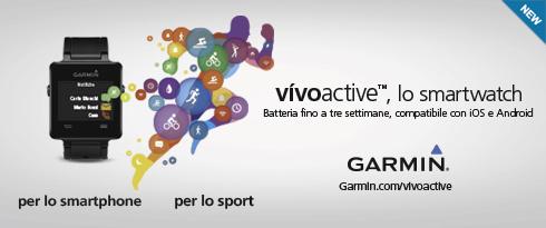 Nuova Collezione Garmin Vivoactive