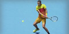 Reparto tennis