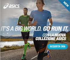 Nuova collezione running Asics 2015