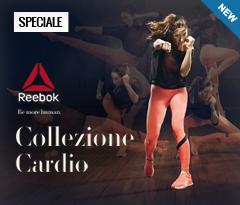 Nuova collezione Reebok Cardio 2015