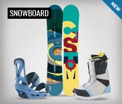Novità Snowboard Inverno 2015