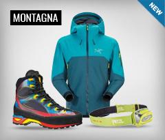 Novità Montagna Autunno Inverno 2015