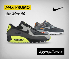 Nike Air Max 90 in Maxi Pormo
