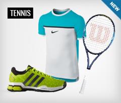 Novità Tennis Primavera 2016