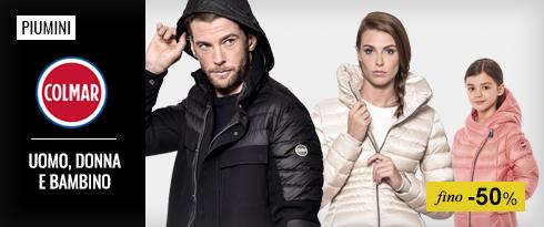 Maxi Saldi: Piumini Colmar Originals fino -50%