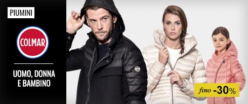 Maxi Saldi: Piumini Colmar Originals fino -30%