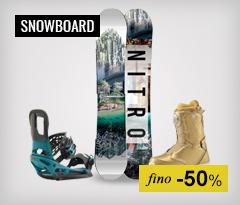 Maxi Saldi Snowboard 2016/17