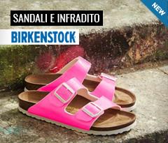 Nuova collezione Sandali e infradito Birkenstock