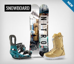 Novità Snowboard 2016/17