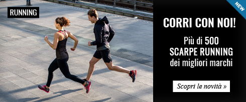 Corri con noi! Novità running autunno 2016