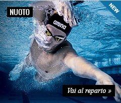 Scopri le novità per la Piscina ed il nuoto libero