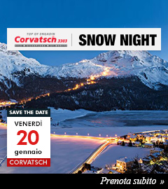 Corvatscg Snow Night 2017 con Maxi Sport