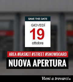 Ottobre 2017 Nuova Area Basket Street Snowboard Lissone