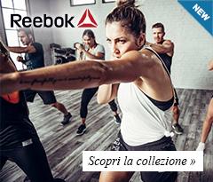 Collezione Reebok - Novità Training e Crossfit