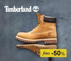 Collezione Timberland fino -50%