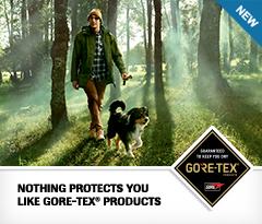 Novità Gore-Tex® 2017/18