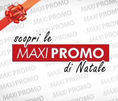 Maxi promozioni di Natale
