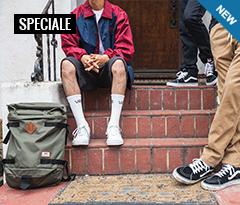 Speciale Back To School: zaini, sneaker e abbigliamento!