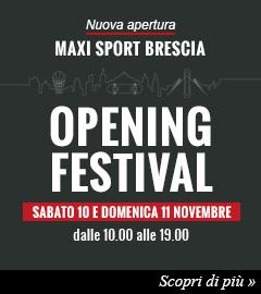 Maxi Sport Brescia - New Opening Novembre 2018