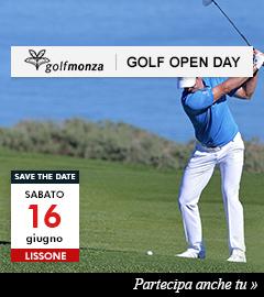Golf Open Day 16 giugno Maxi Sport Lissone