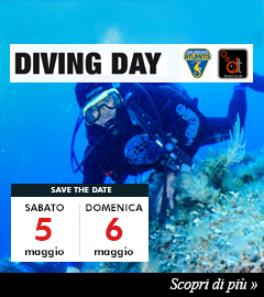 Diving Day - incontra le scuole sub
