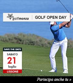 Golf Open Day Lissone 21 luglio