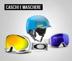 Maxi Saldi Caschi e Maschere