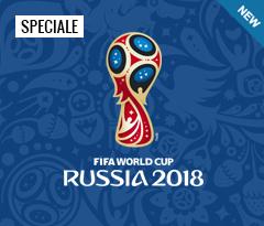 Speciale mondiali calcio russia 2018