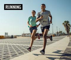 Maxi Saldi Running uomo, donna e bambino