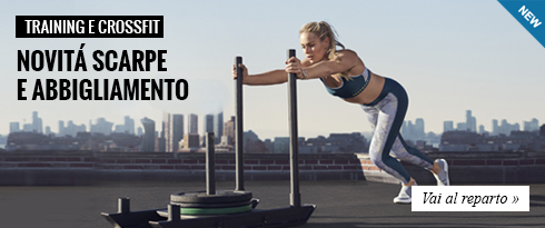 Novità training e crossfit!