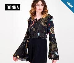 Novità Abbigliamento Moda Donna