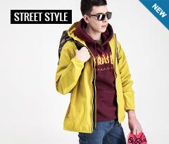 Novità Abbigliamento Street Style