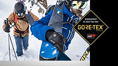 Scopri come funziona Gore-tex®