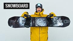 Come scegliere la tavola snowboard