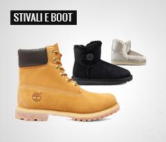 Saldi stivali e boot