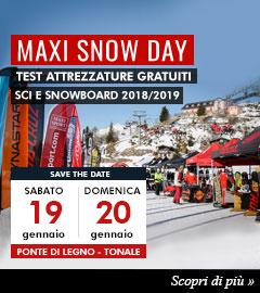 Maxi Snow Day a Ponte di Legno - Tonale