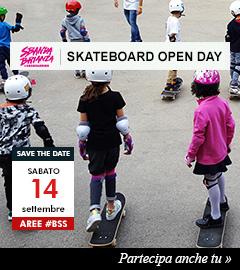 Skate Open Day