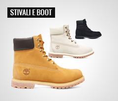 Gli stivali e i Boot dei migliori brand uomo, donna e bambino, fino al -50%!