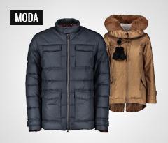 I giacconi dei migliori brand uomo, donna e bambino, fino al-50%!
