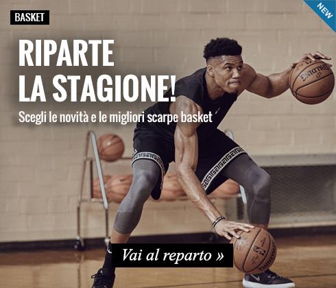 Nuove collezioni Basket 2019