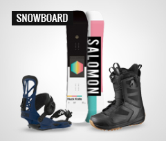 Maxi saldi Snowboard