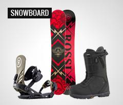 Tavole Snowboard e abbigliamento fino a -50%