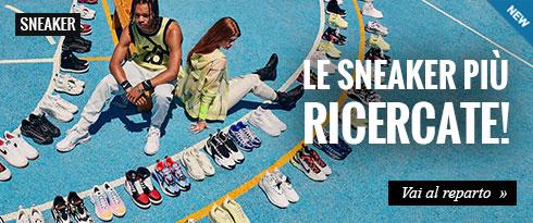 Scopri le nuove collezioni sneaker dei brand più ricercati!