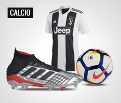 Maxi Saldi calcio: scarpe, abbigliamento e accessori